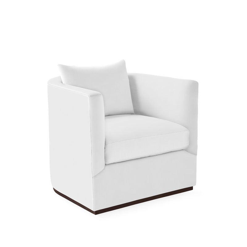 The Best Reading Chair Option Serena & Lily Parkwood Swivel Chair
