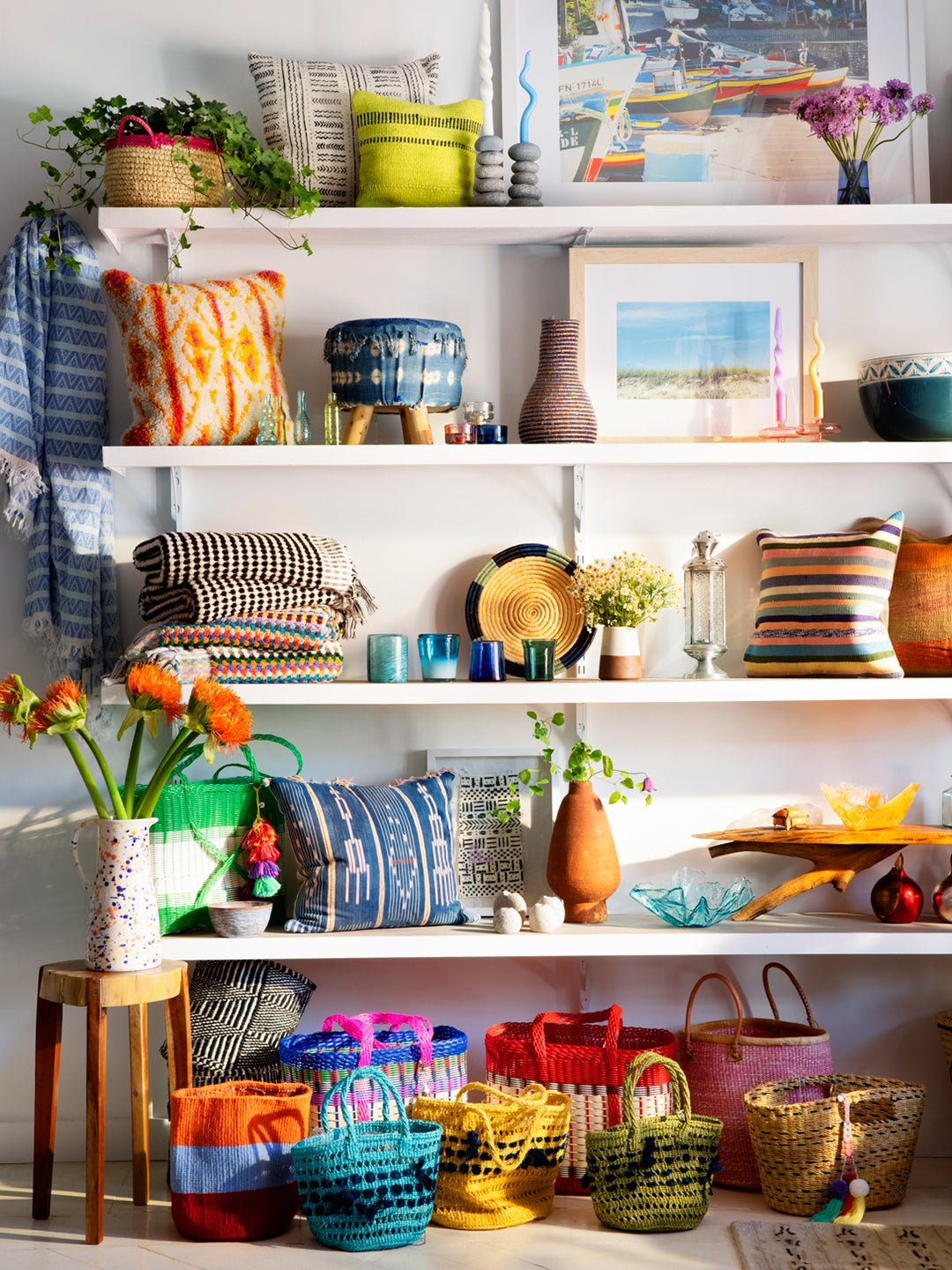 Meet the Two Sisters Behind Southampton's Caribbean-Influenced Housewares Shop