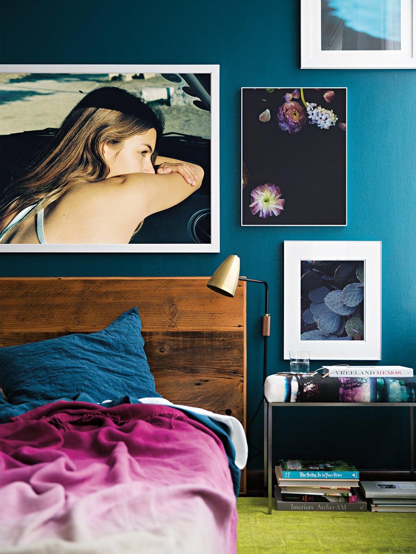 gallery bedroom wall
