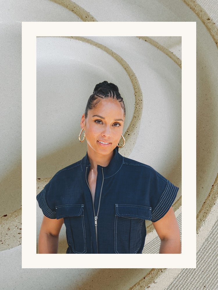 Alicia Keys's Latest $13 Amazon Find Is Actually for Her Dog, Samba
