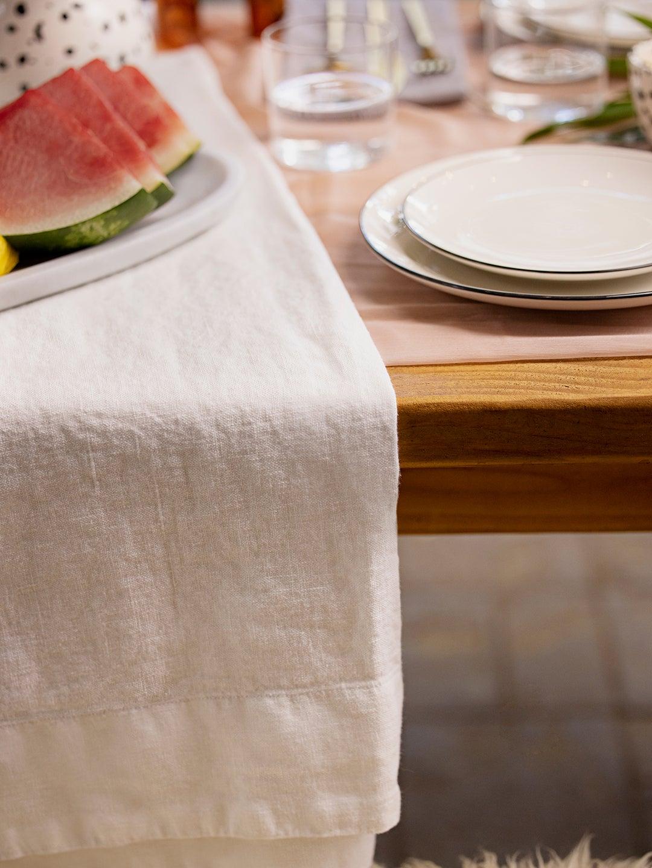 Table Linens, Watermelon, Plates