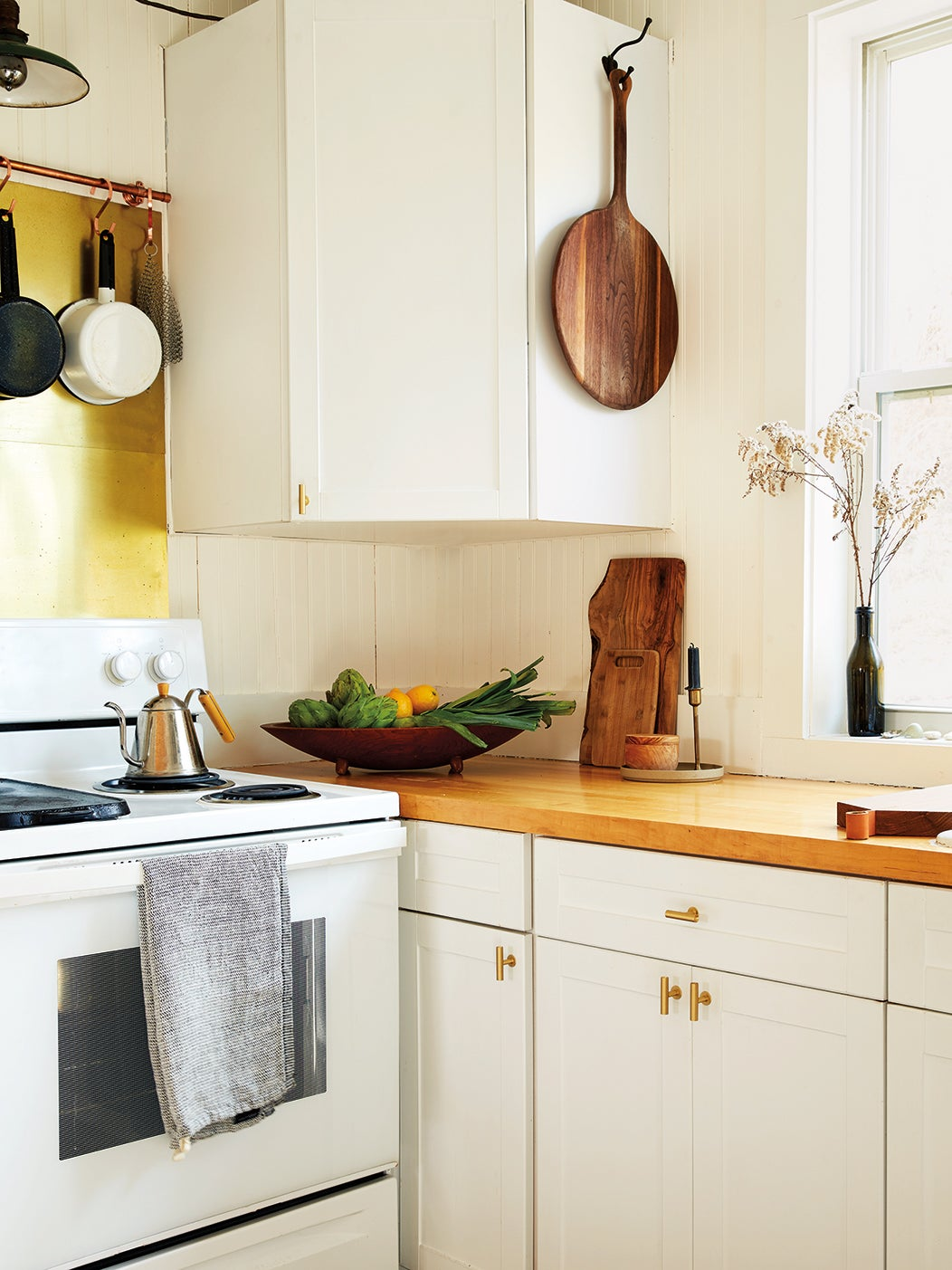 When It Comes to Upper Corner Kitchen Cabinet Organization, a Pro Swears by This Tool