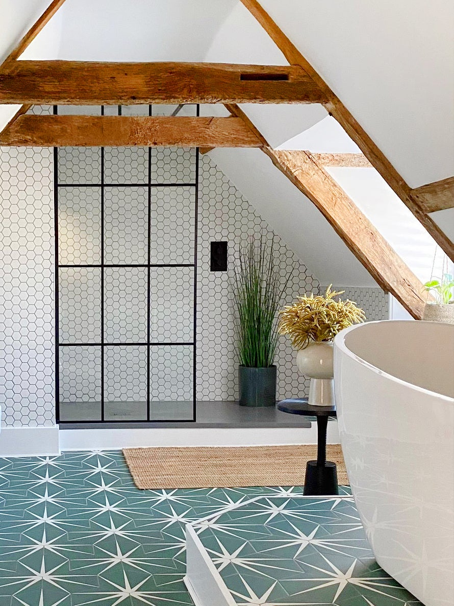 How This Homeowner Tackled 3 Bathroom Renos in 4 Months