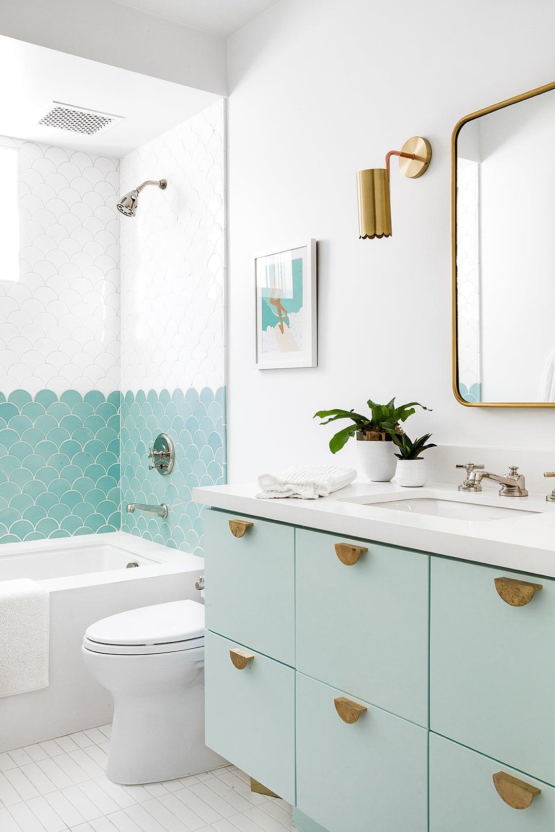 fishscale tile