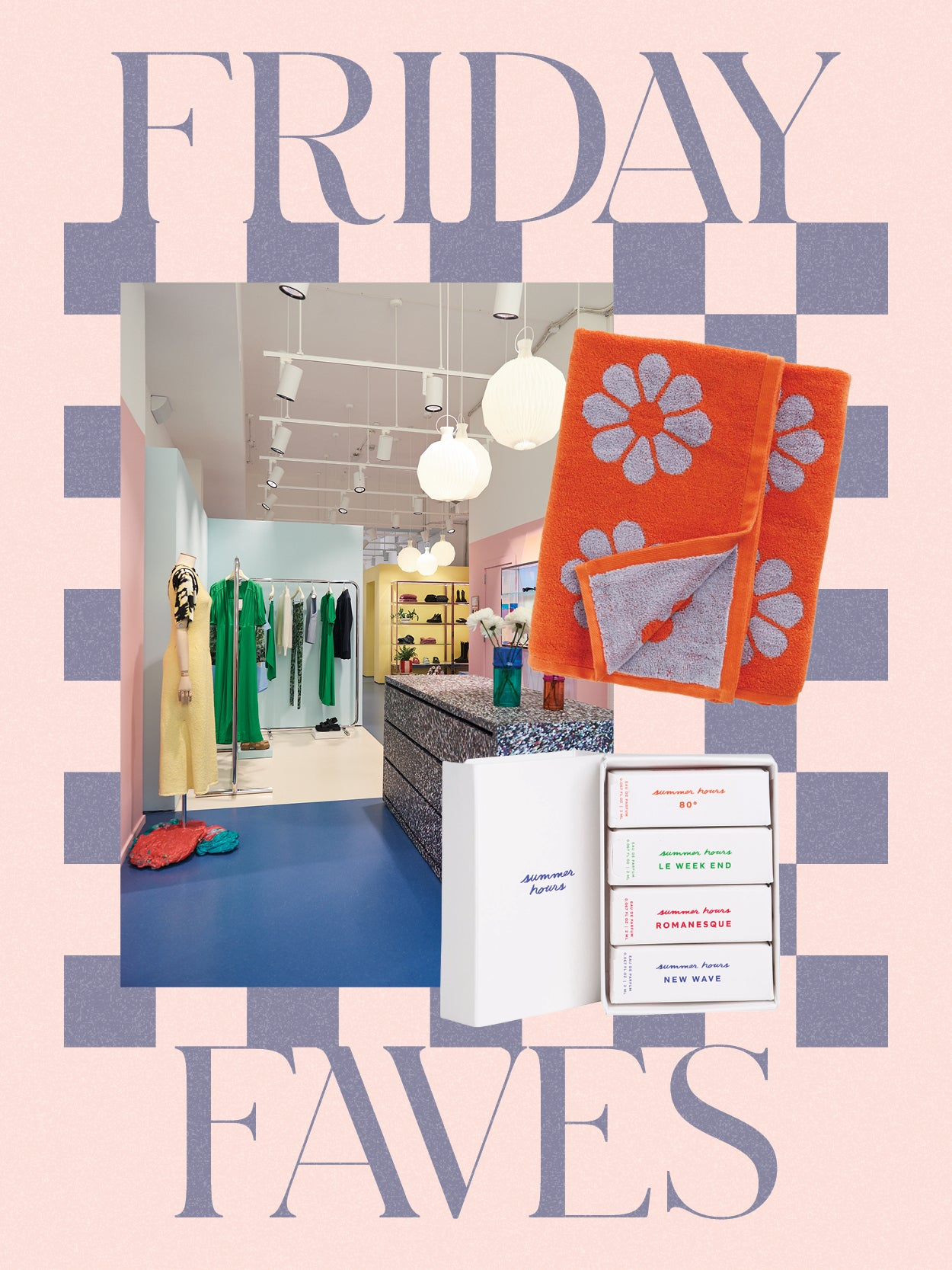 Baggu's First Home Line, Perfume That Smells Like Vacation, and Brooklyn's Buzziest New Store