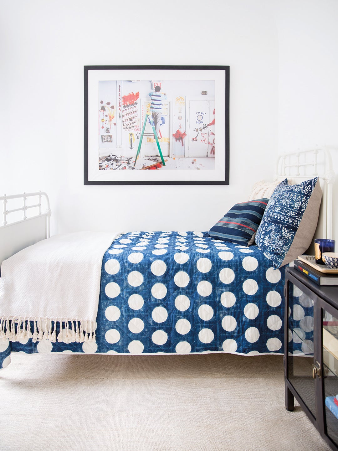 Patterned-Bedding-trend-domino