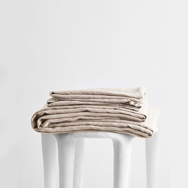 The Best Linen Sheet Set Option Bed Threads 100 Percent Flax Linen Sheet Set