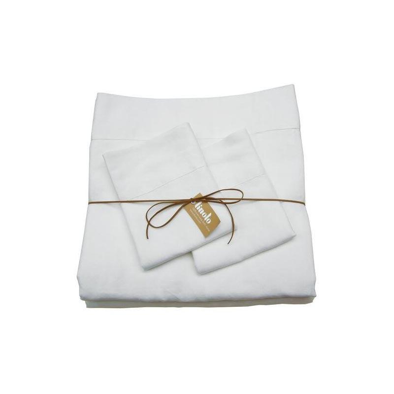 The Best Linen Sheet Set Option Linoto 100 Percent Linen Sheet Set