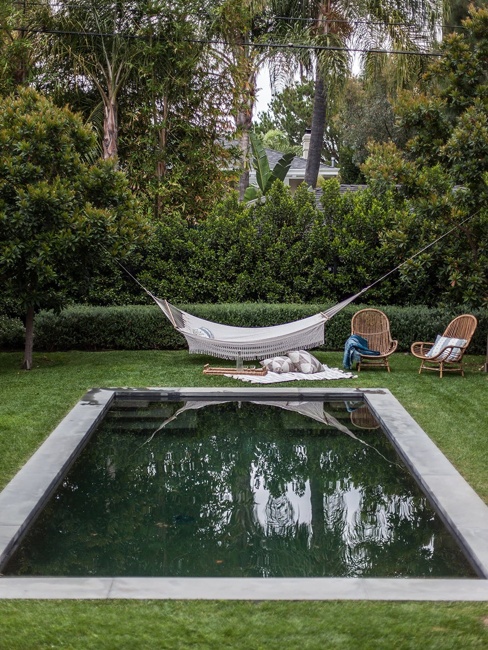 Intense Sofa Sales, Luxe Linen Pajamas, and the Coolest Hammock We've Ever Seen