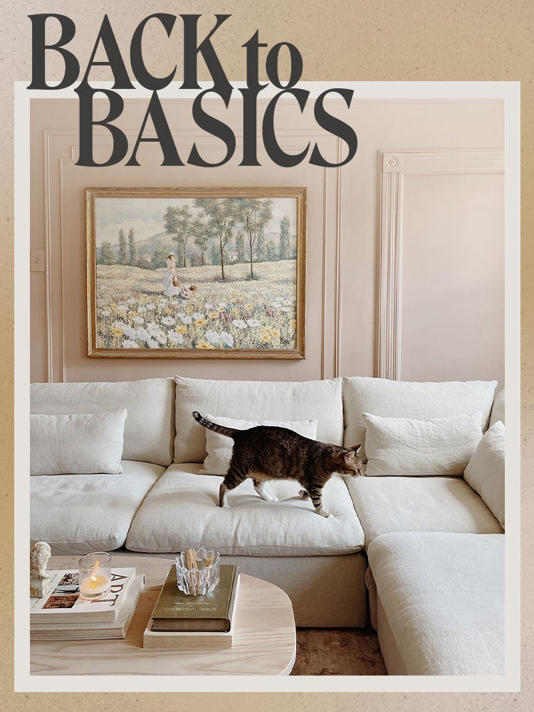 How to Keep Cats From Scratching Furniture, According to Design-Loving Cat Parents