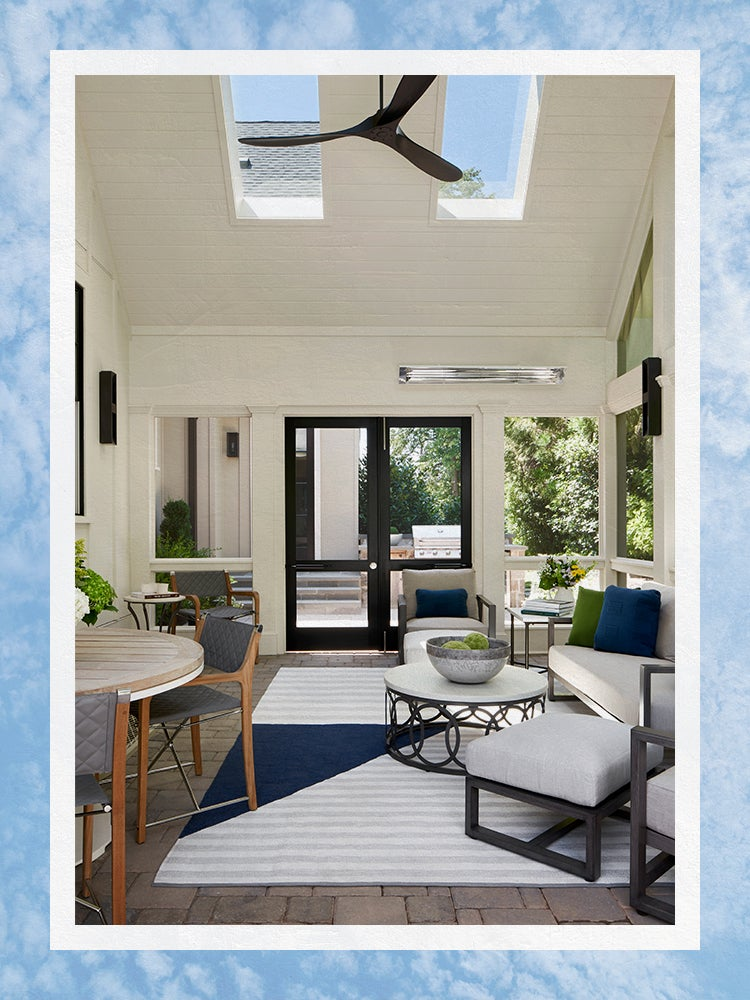 Stay Cool on Your Porch (or Pergola!) With the Best Outdoor Ceiling Fans