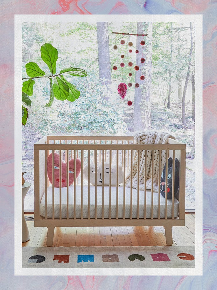 We Asked 9 Stylish Moms and Dads: What's the Best Baby Crib?
