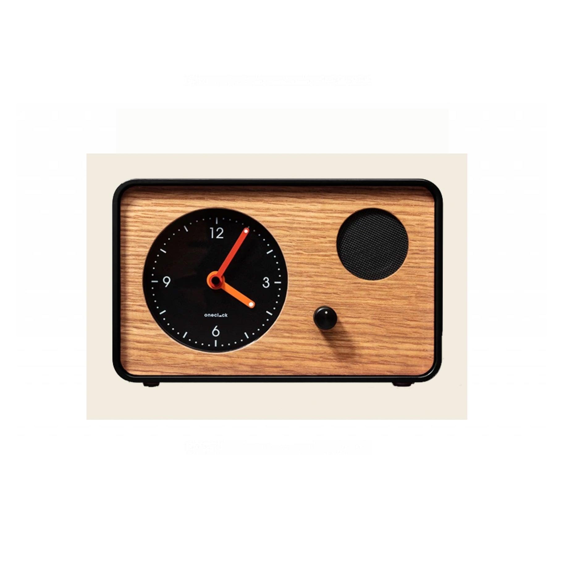 The-Best-Alarm-Clock-Option-Oneclock-Analog-Waking-Clock