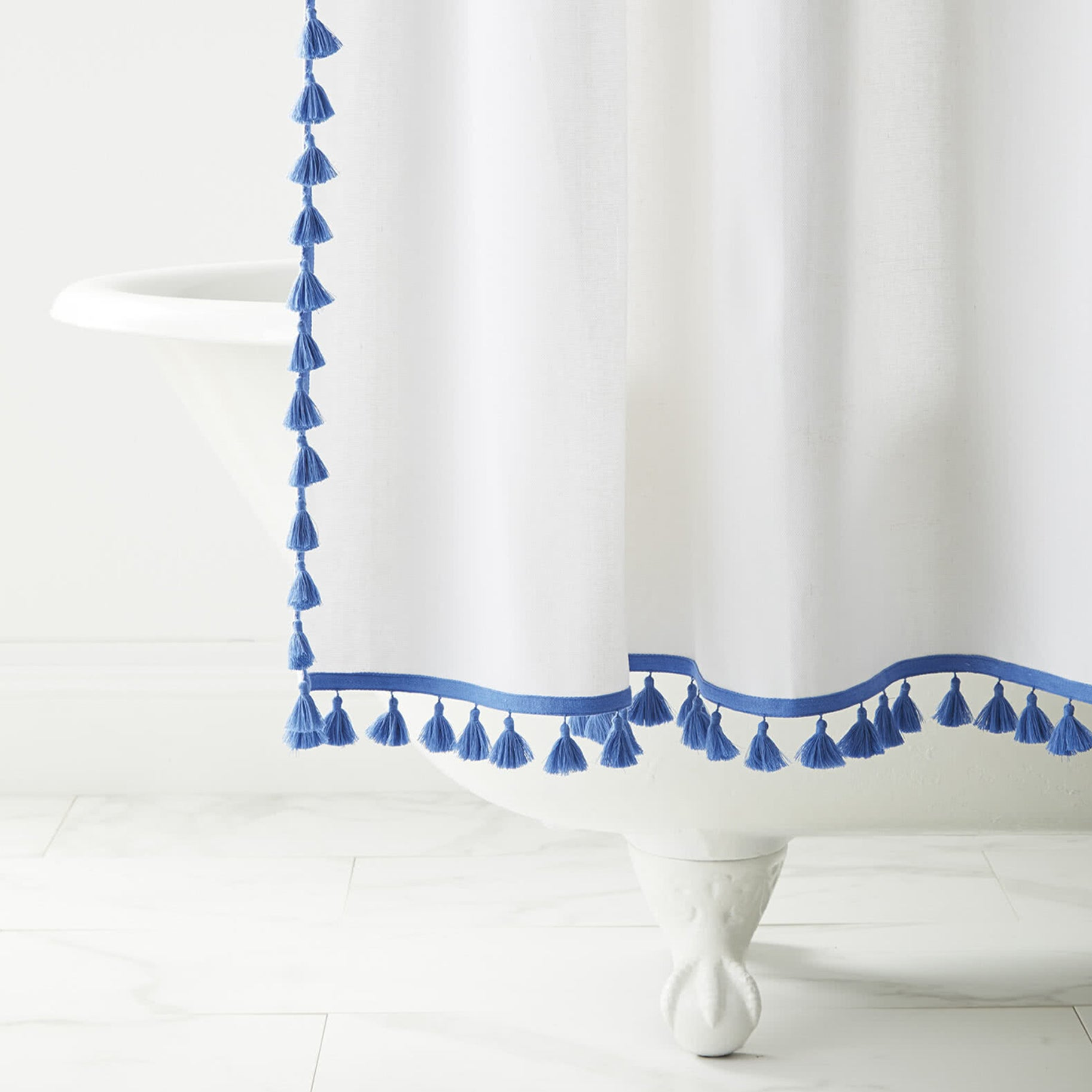 The-Best-Shower-Curtains-Option-Serena-And-Lily-French-Tassel-Shower-Curtain