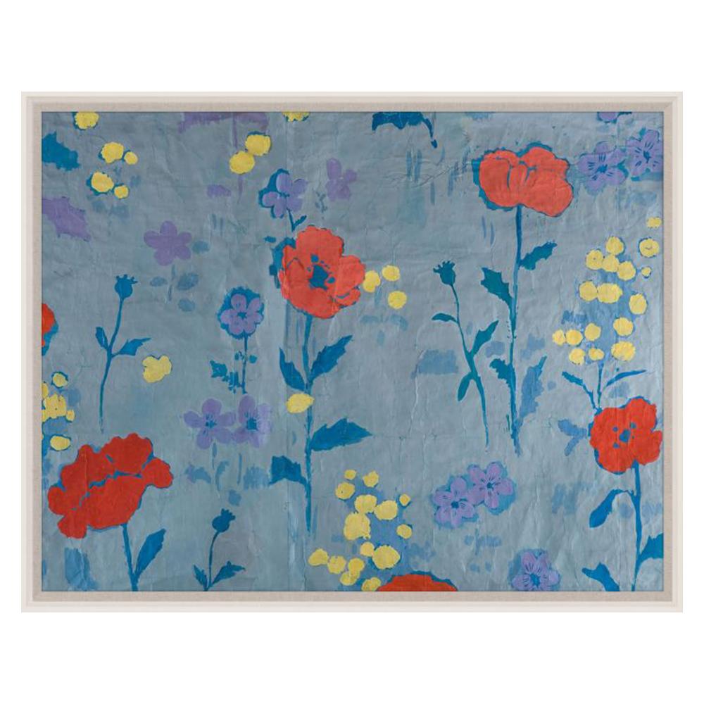 Paule Marrot Poppies Art