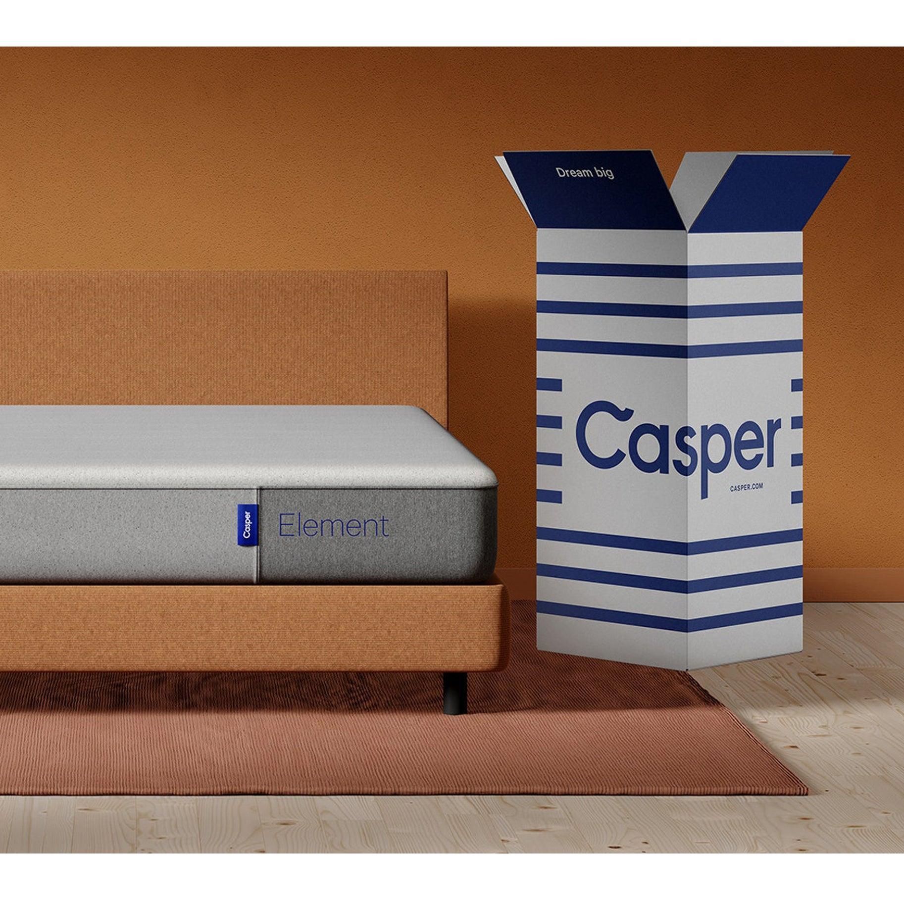 The Best Affordable Mattresses Option: Casper Element Mattress