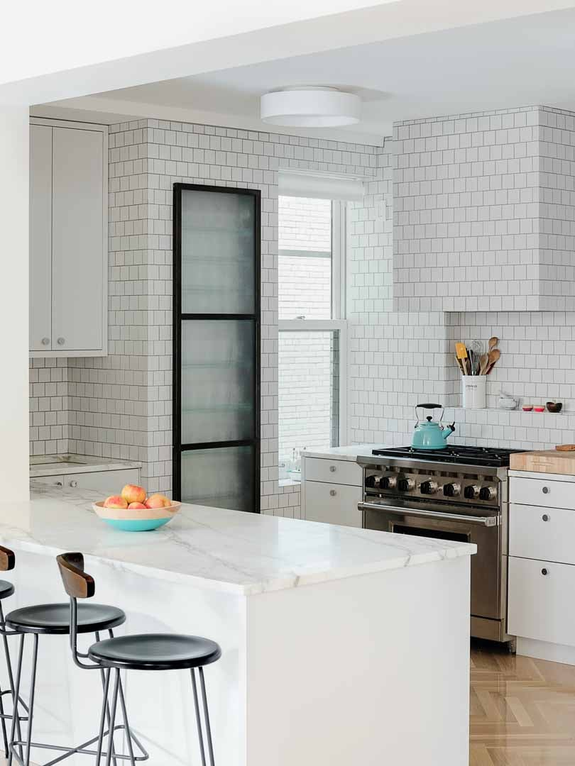 Plot Twist: Making the Kitchen Less Like a Kitchen Is a Big Pinterest Trend