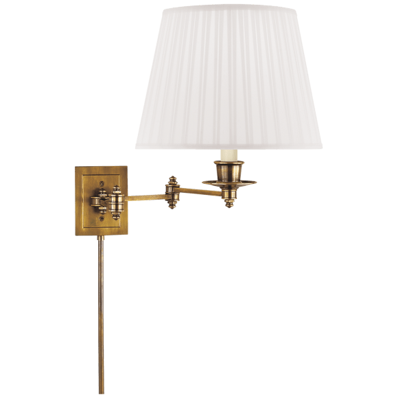 Pleated Wall Sconce
