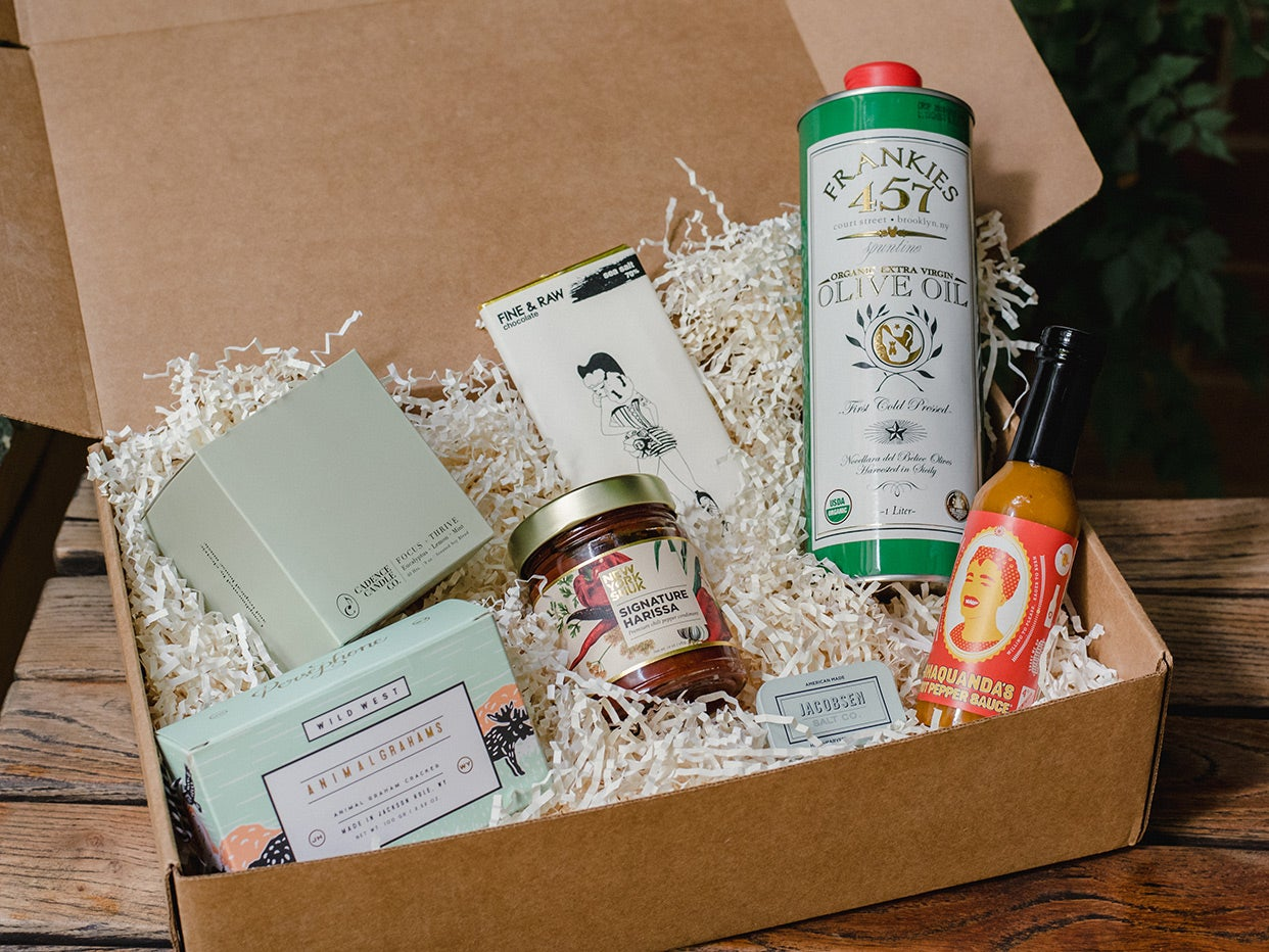 Best Gift Baskets Option:Foxtrot Nilou's Must Haves Gift Box