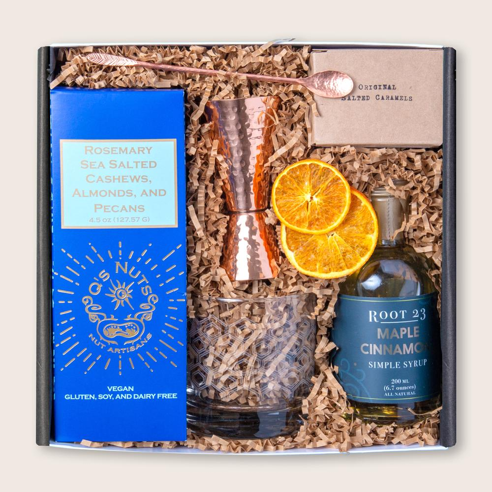 Best Gift Baskets Option: Rare Assembly A Rare Libation Cocktail Kit