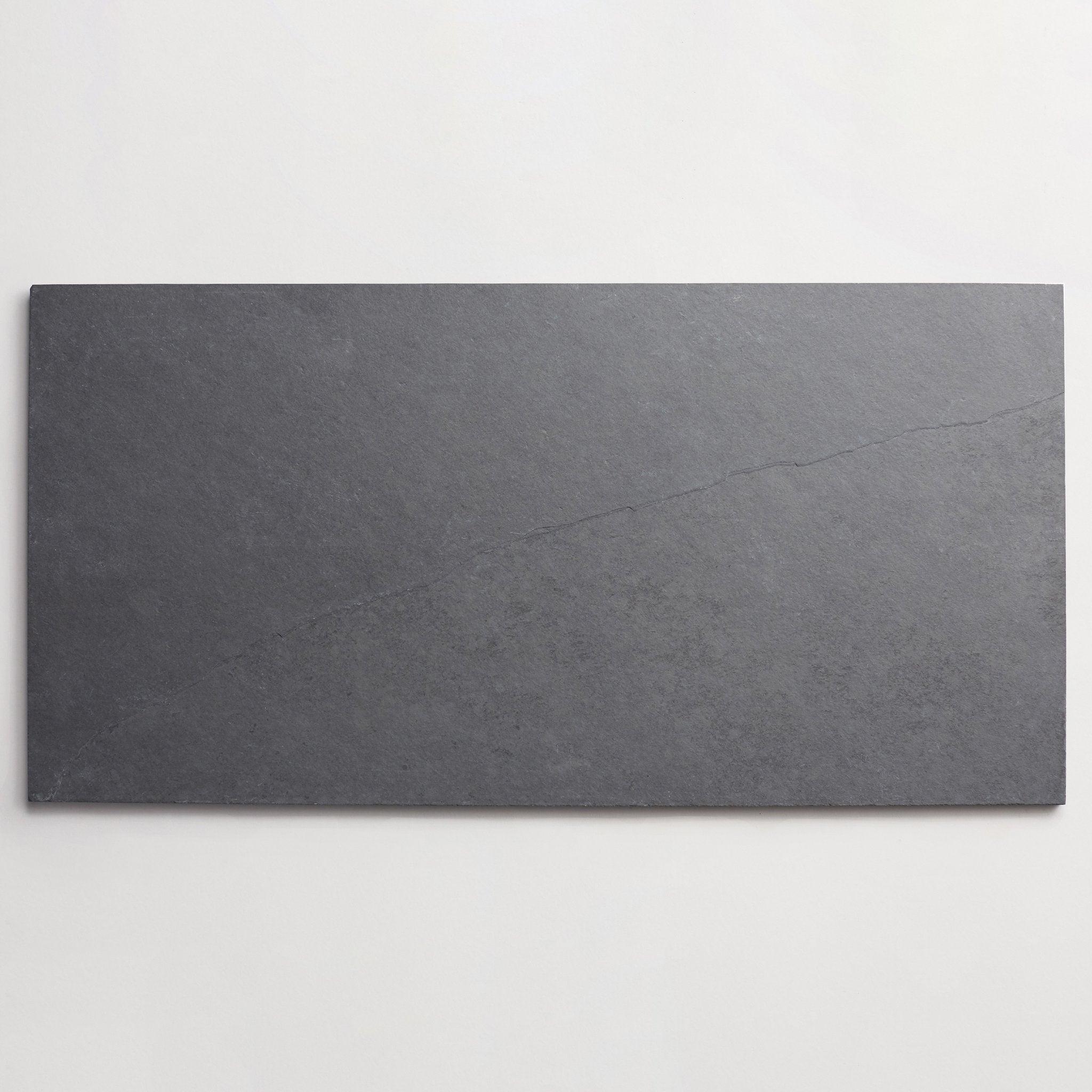 Gray Slate Tile Rectangle