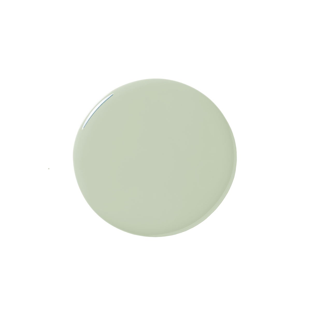 green blob