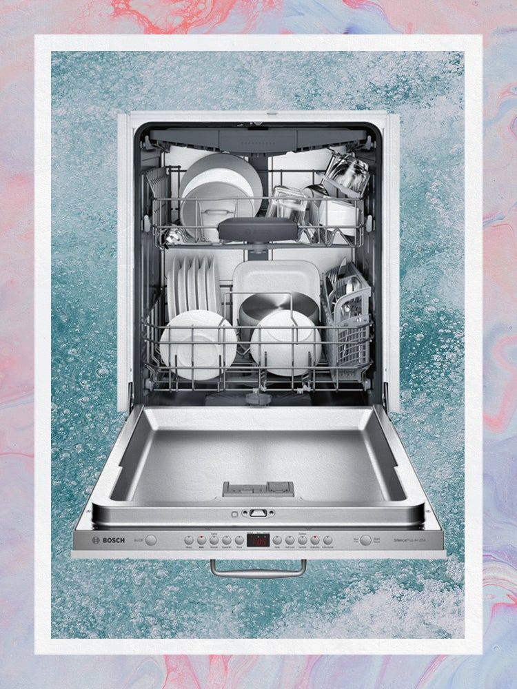 The Best Dishwashers Quietly Give Your Plates a Power Wash