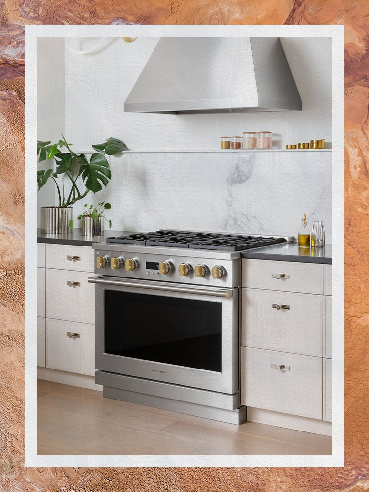 You Don't Have to Choose Between Style and Power With the Best Gas Ranges