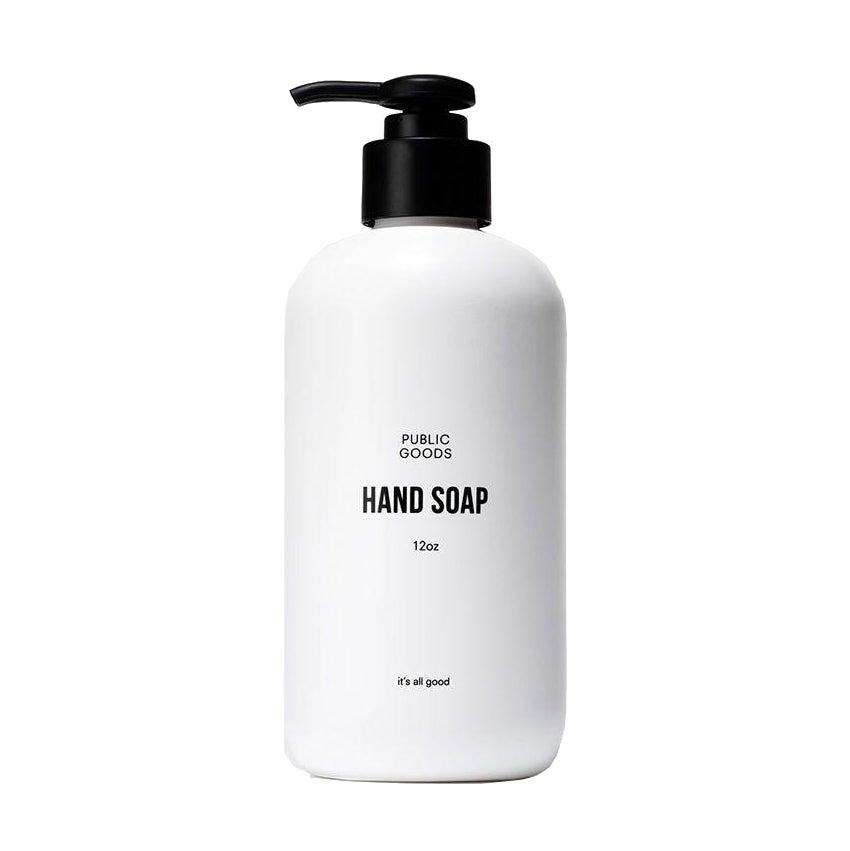 Public Goods Hand Soap Bottle