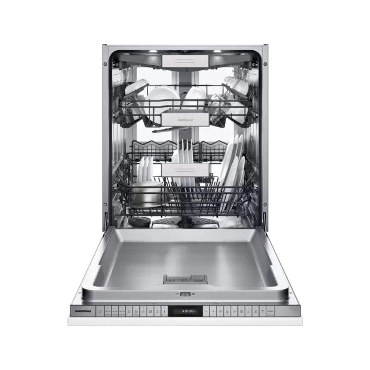 "Best-Dishwashers-Option:-Gaggenau-400-Series-24""-Dishwasher"