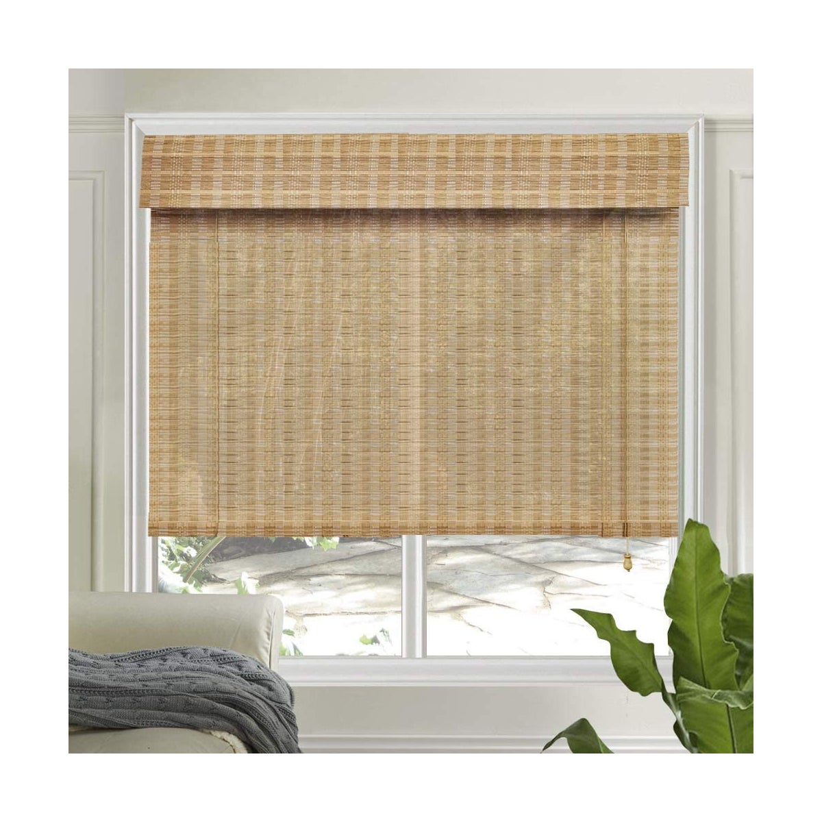 Best-Blinds-Option-Letau-Bamboo-Light-Filtering-Roman-Shades