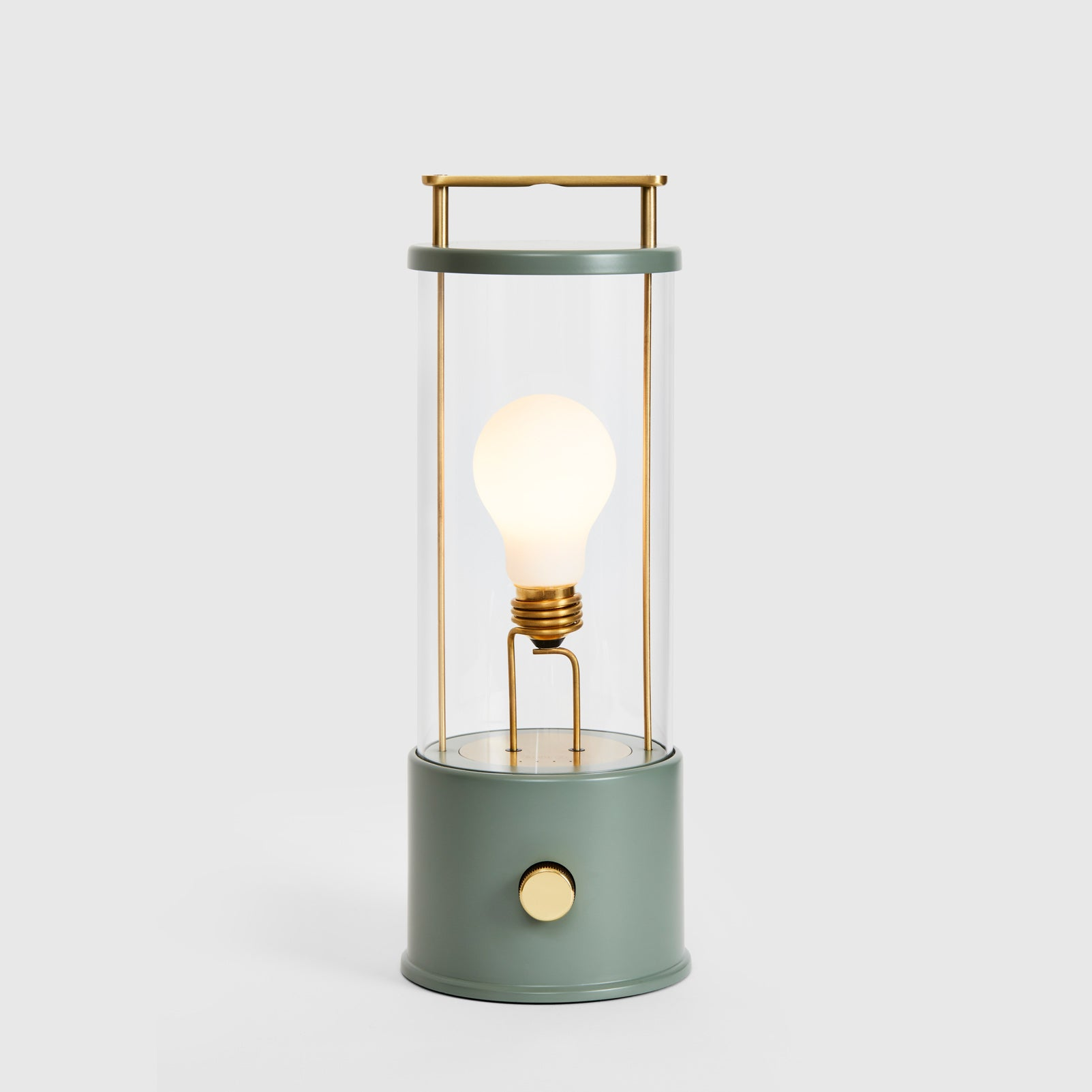 Vintage portable lamp