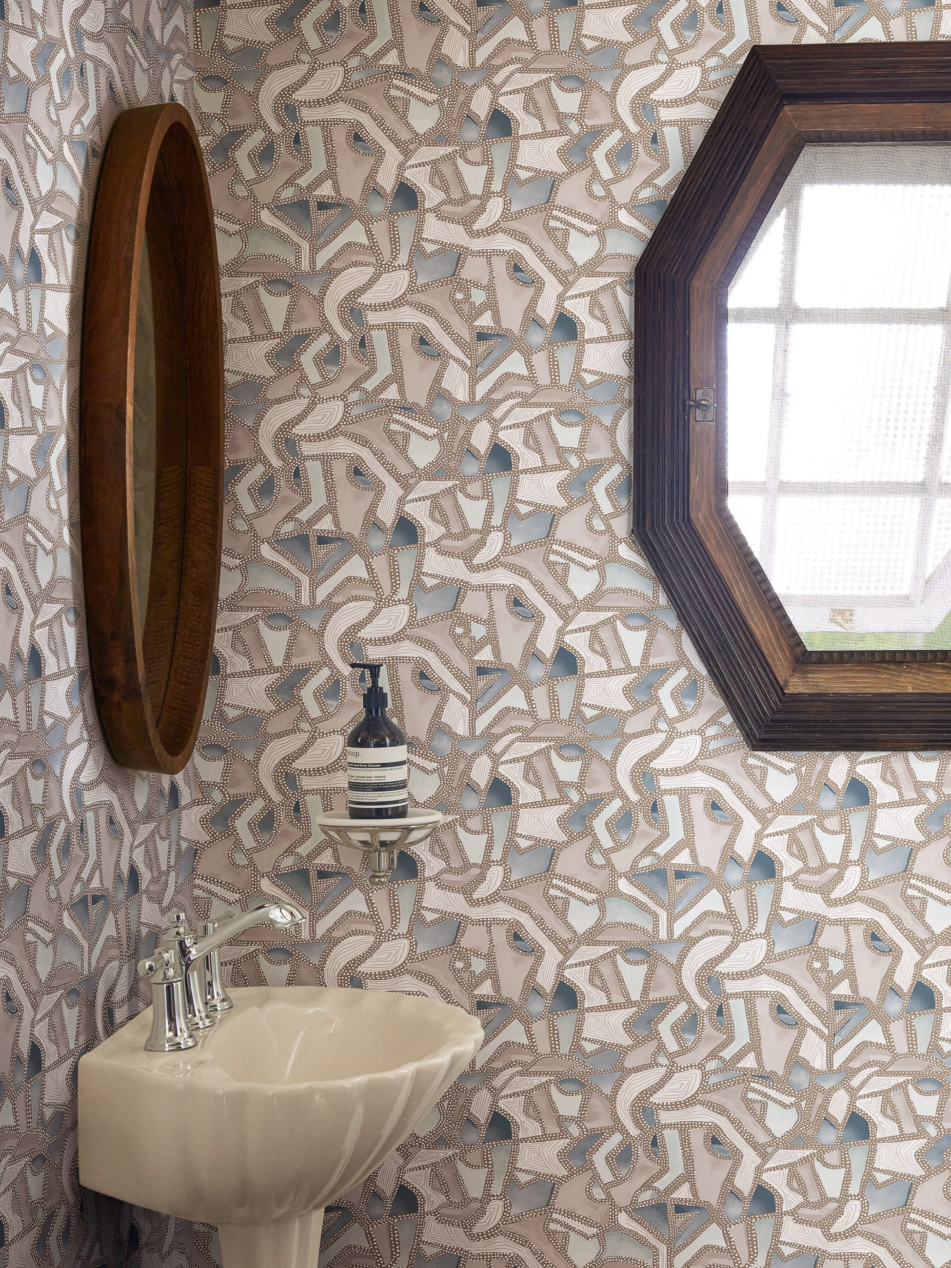 Lulu and Georgia's New Collection Looks Like Tile—But It's Something Else Entirely
