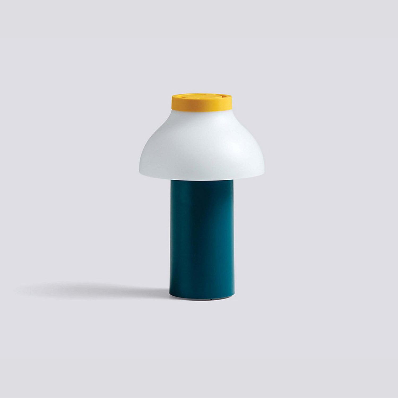 tricolore portable lamp