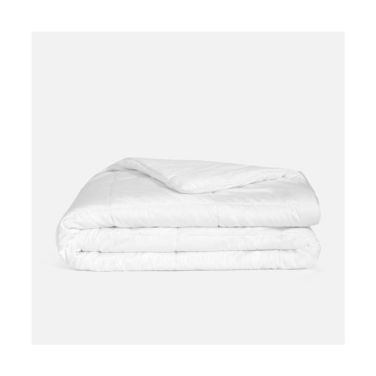 Best Weighted Blankets Option_ Brooklinen Weighted Comforter