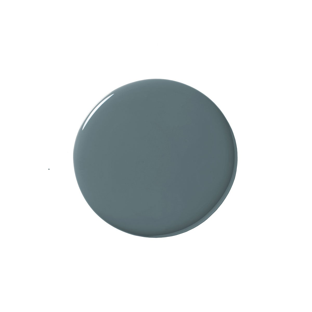 Blue Spruce Paint Blob