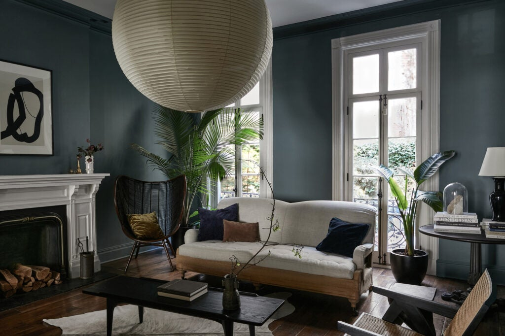 The Best Living Room Paint Colors Aren't Just Shades of White