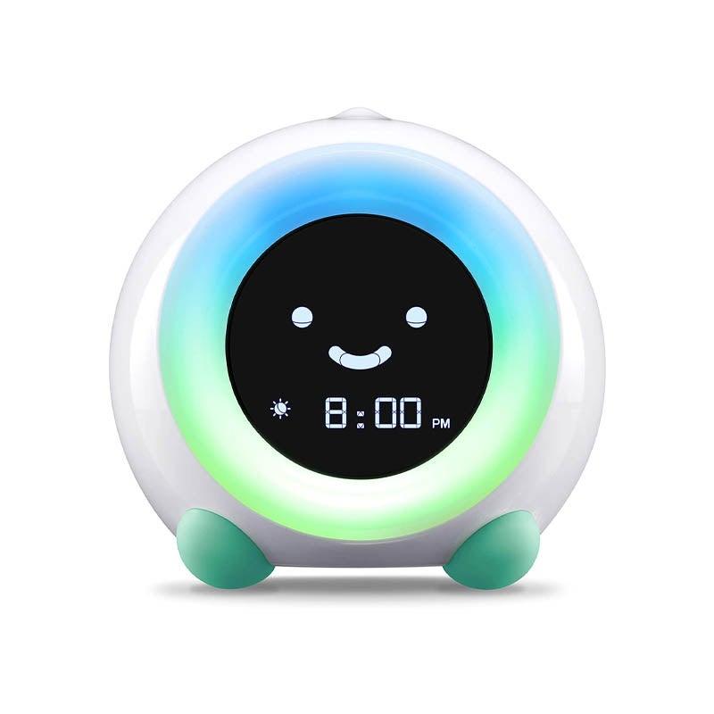 Best Kids Night Lights Option LittleHippo Mella Ready to Rise Children's Sleep Trainer Alarm Clock