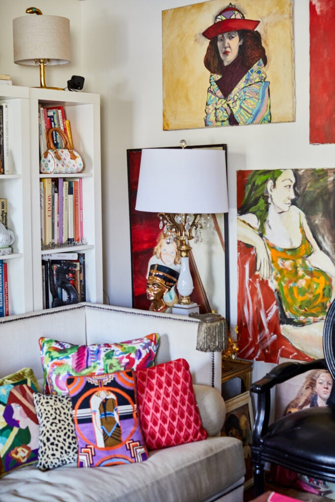 This Nashville Creative's 22-Foot-Long Closet Is Just One Pro of Living Alone