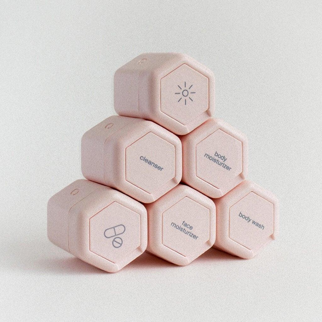 Cadence capsules