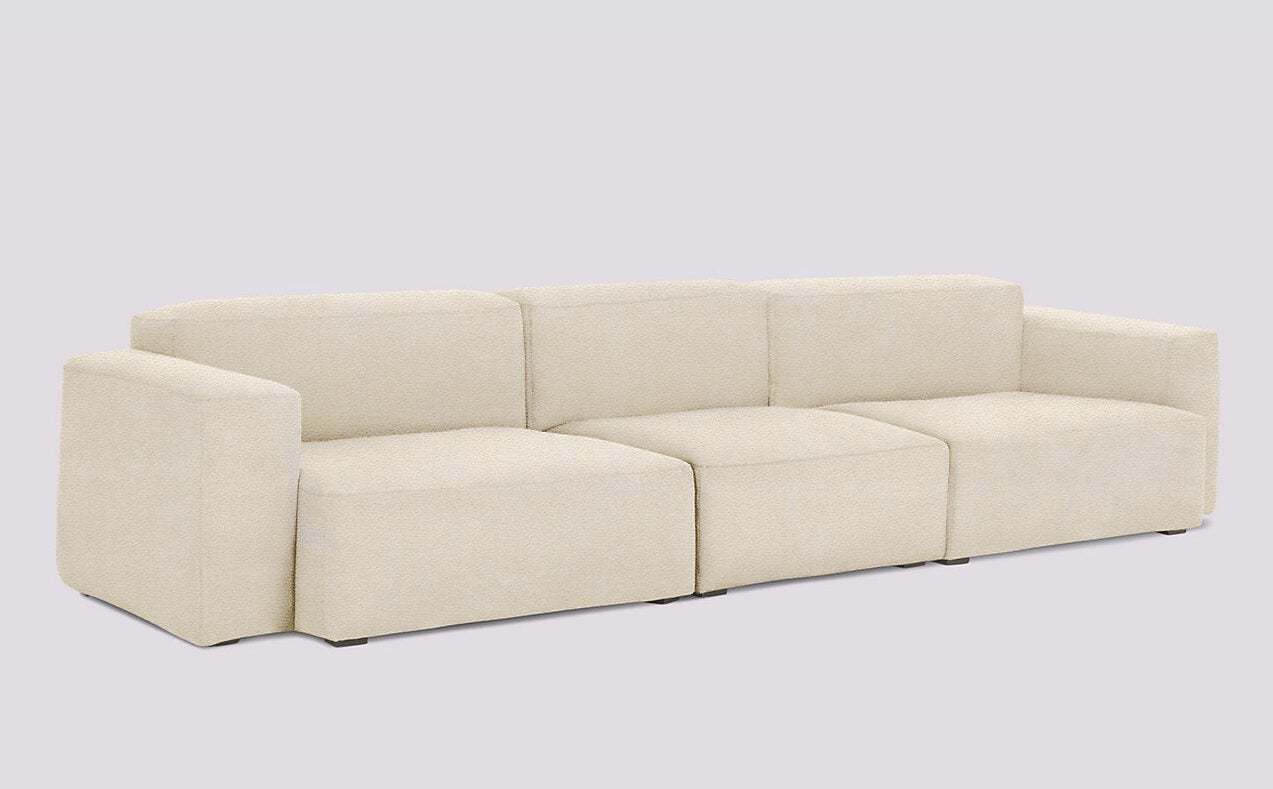 The Mashmallowy Sofa Our Chief Content Officer Receives Daily DMs About