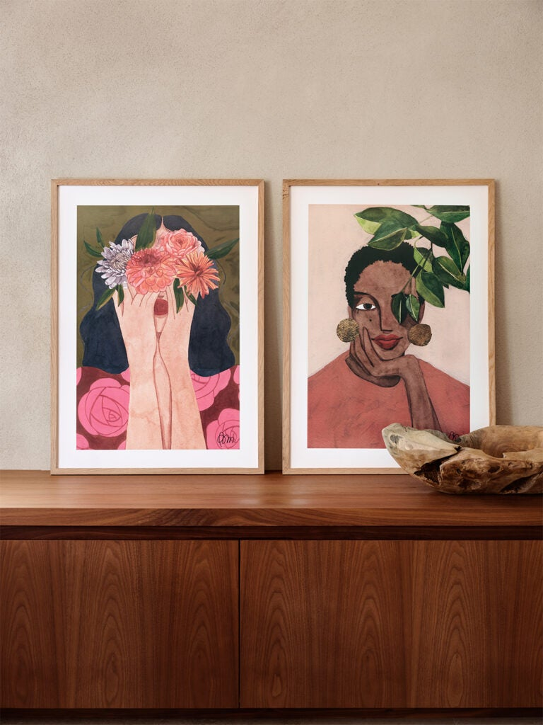 Affordable Wall Art—$30 Affordable—Is the Star of H&M Home's New Collection