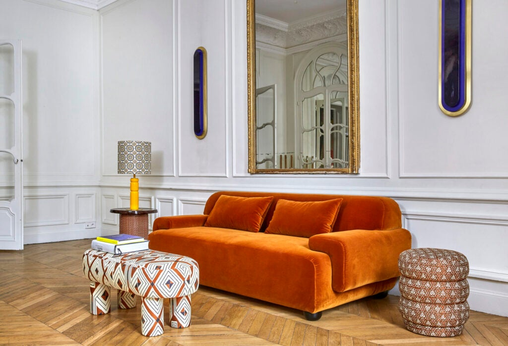 This New Furniture Brand Is All the Good Things About the '70s